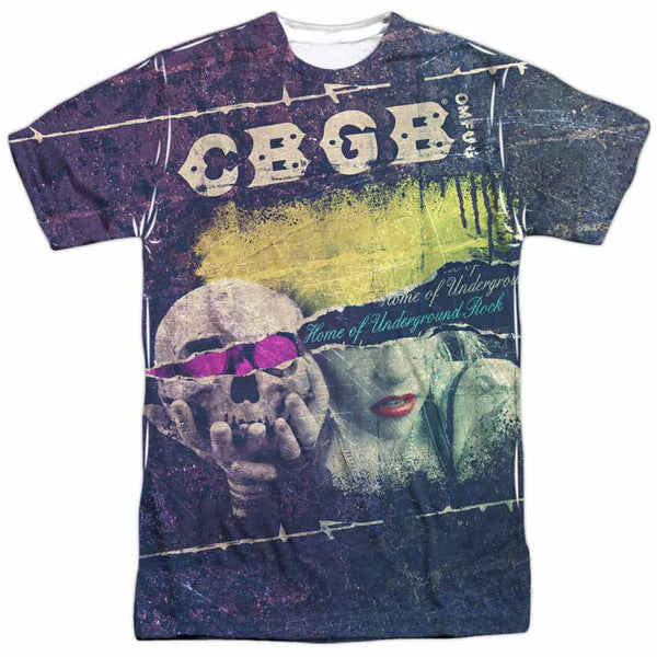 CBGB Outstanding T-Shirt, Torn