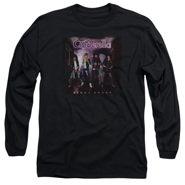 CINDERELLA Impressive Long Sleeve T-Shirt, Night Songs