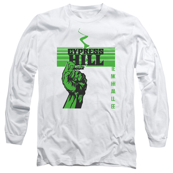 CYPRESS HILL Long Sleeve T-Shirt, Inhale Exhale
