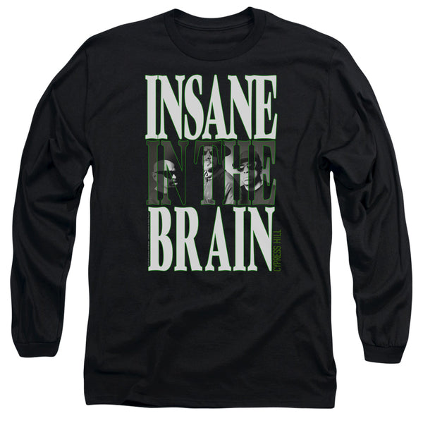 CYPRESS HILL Impressive Long Sleeve T-Shirt, Insane In The Brain