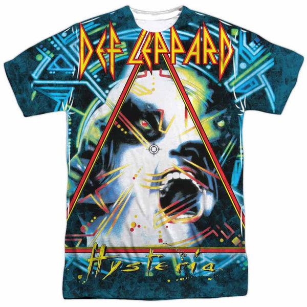 DEF LEPPARD Outstanding T-Shirt, Hysteria