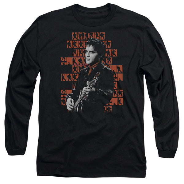 ELVIS PRESLEY Impressive Long Sleeve T-Shirt, 1968