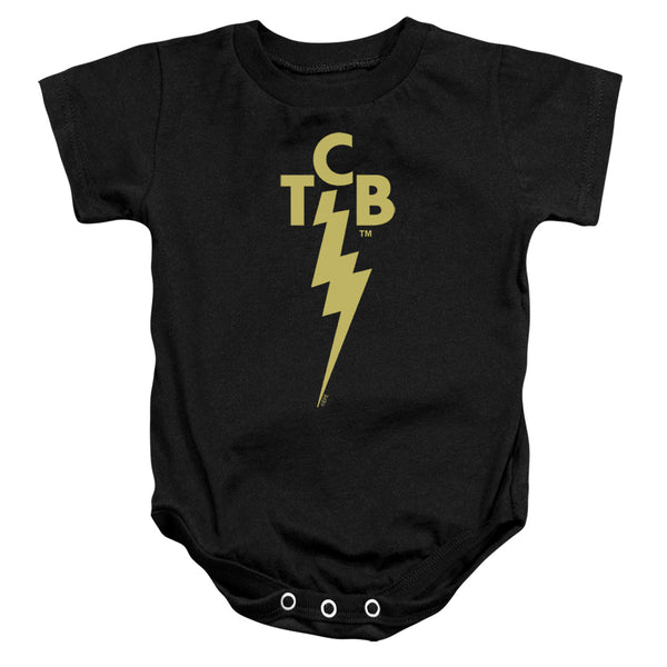 ELVIS PRESLEY Deluxe Infant Snapsuit, TCB Logo