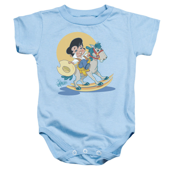 ELVIS PRESLEY Deluxe Infant Snapsuit, Yip E