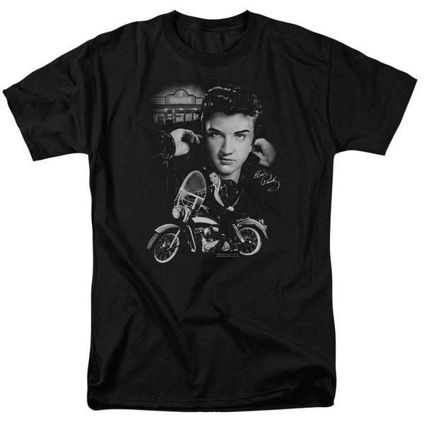 ELVIS PRESLEY Impressive T-Shirt, The King Rides Again