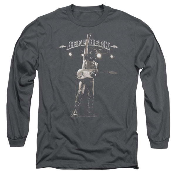 JEFF BECK Impressive Long Sleeve T-Shirt, Guitar God