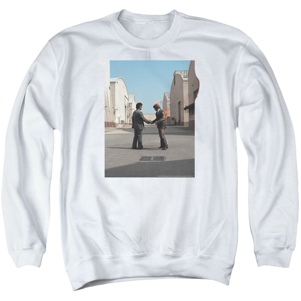 PINK FLOYD Deluxe Sweatshirt, Wish You Were Here