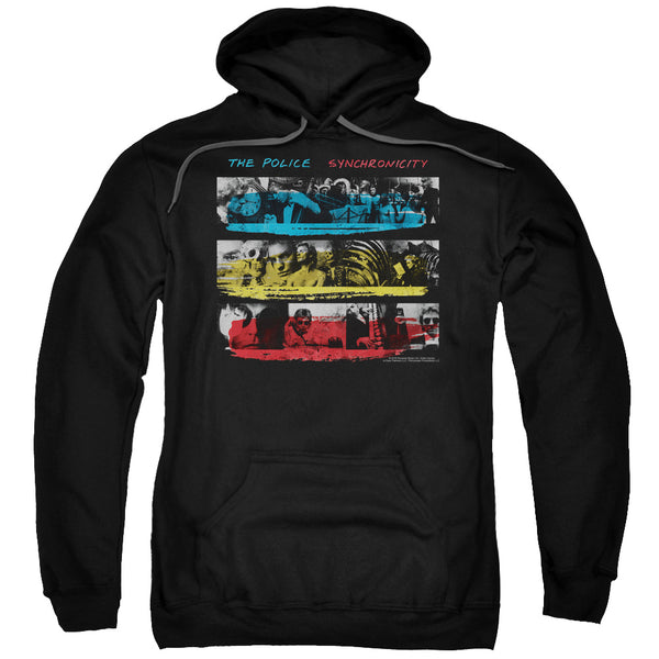Premium THE POLICE Hoodie, Synchronicity