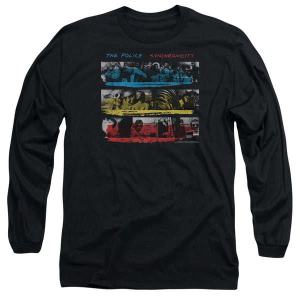 THE POLICE Impressive Long Sleeve T-Shirt, Synchronicity