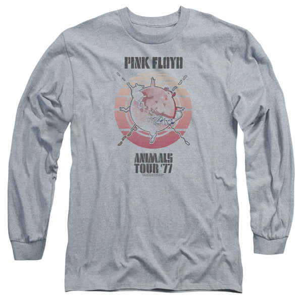 PINK FLOYD Impressive Long Sleeve T-Shirt, Animals Tour '77