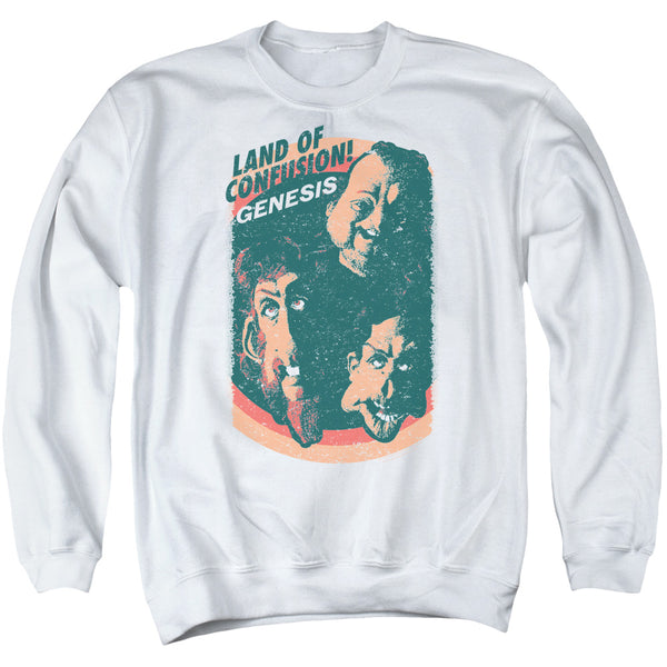 GENESIS Deluxe Sweatshirt, Land of Confusion