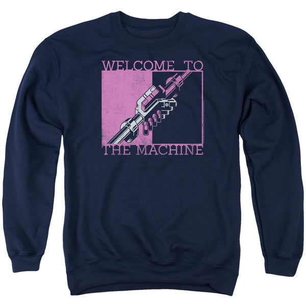 PINK FLOYD Deluxe Sweatshirt, Welcome To The Machine