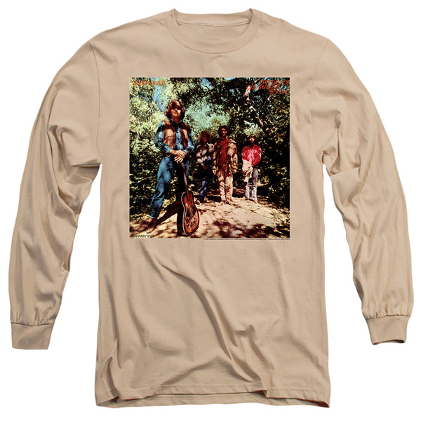 CREEDENCE CLEARWATER REVIVAL Impressive Long Sleeve T-Shirt, Green River