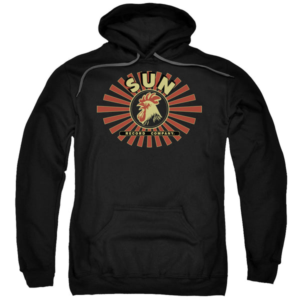 SUN RECORDS Impressive Hoodie, Sun Ray Rooster