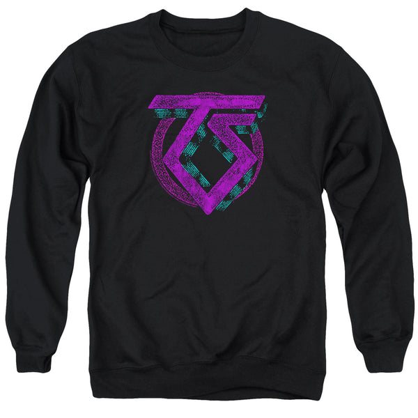 TWISTED SISTER Deluxe Sweatshirt, Distressed Logo