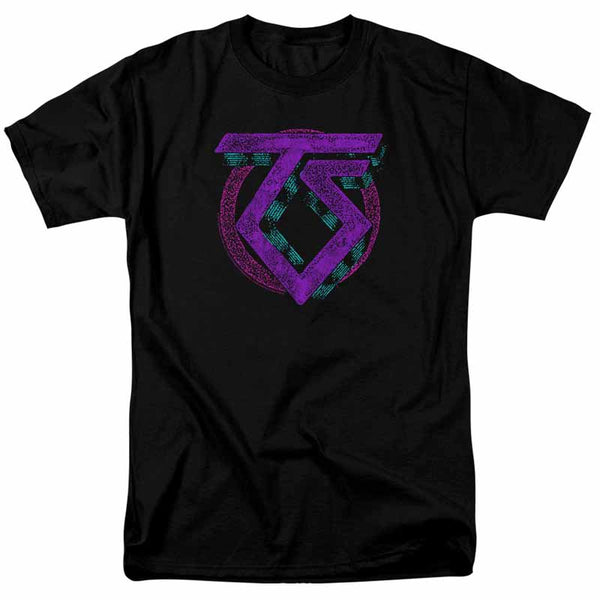 TWISTED SISTER Impressive T-Shirt, Distressed Logo