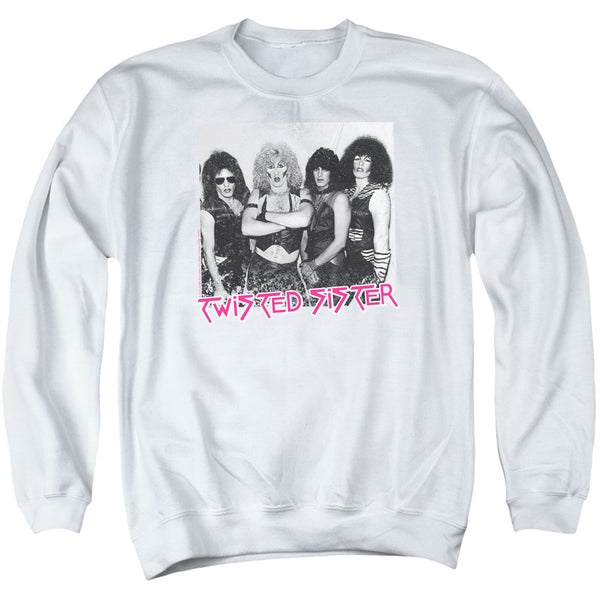 TWISTED SISTER Deluxe Sweatshirt, Group Photo