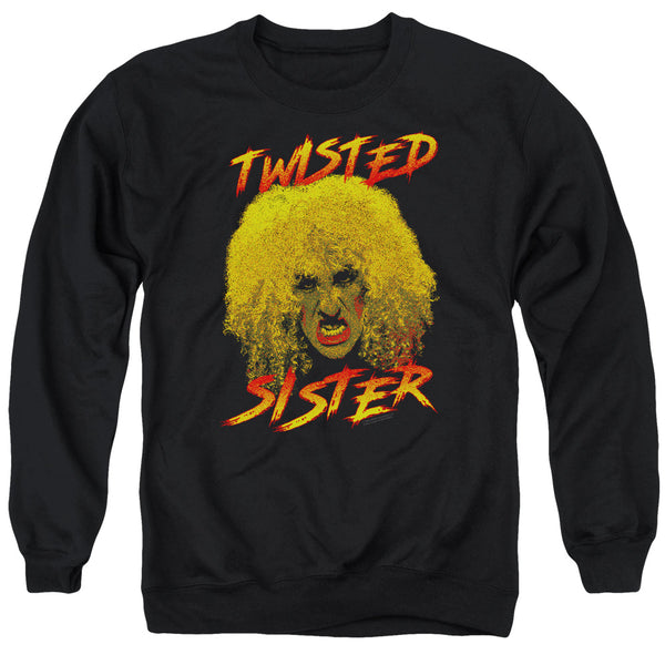 TWISTED SISTER Deluxe Sweatshirt, Twisted Scream