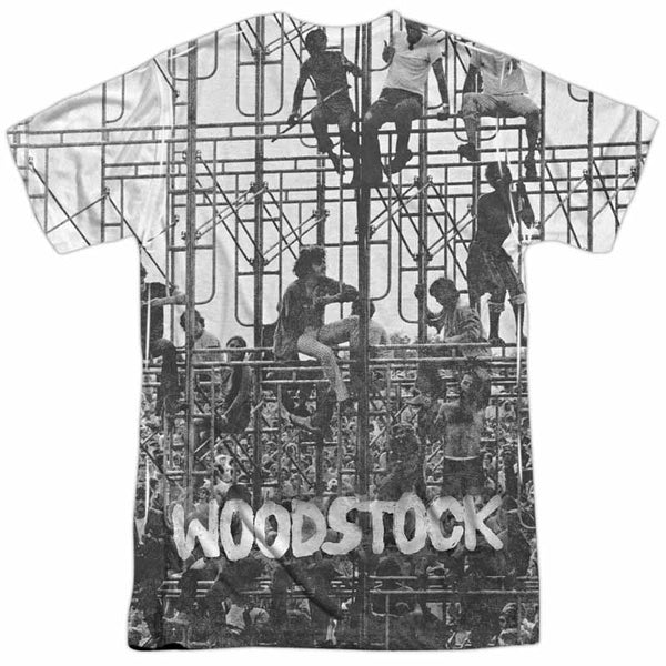 WOODSTOCK Outstanding T-Shirt, The Stage