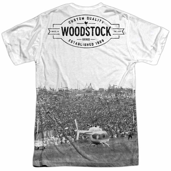 WOODSTOCK Outstanding T-Shirt, The Crowd
