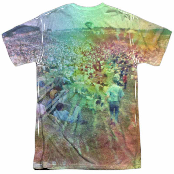 WOODSTOCK Outstanding T-Shirt, On The Hill