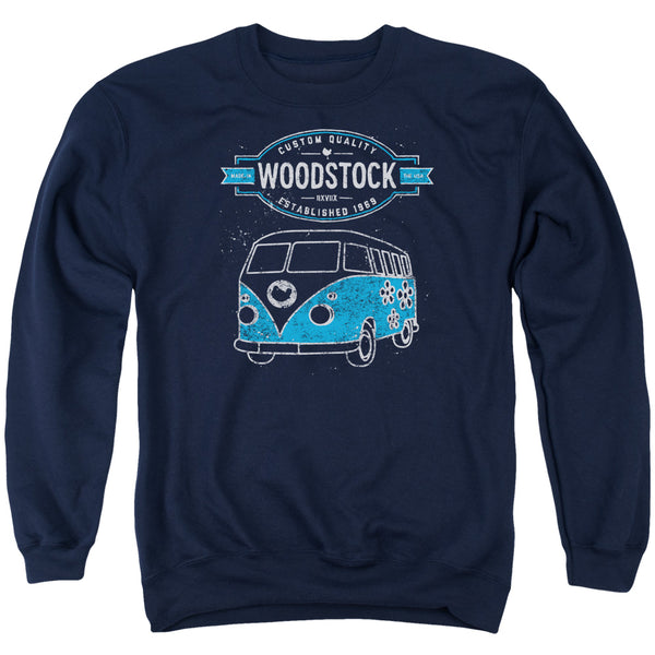 WOODSTOCK Deluxe Sweatshirt, The Van