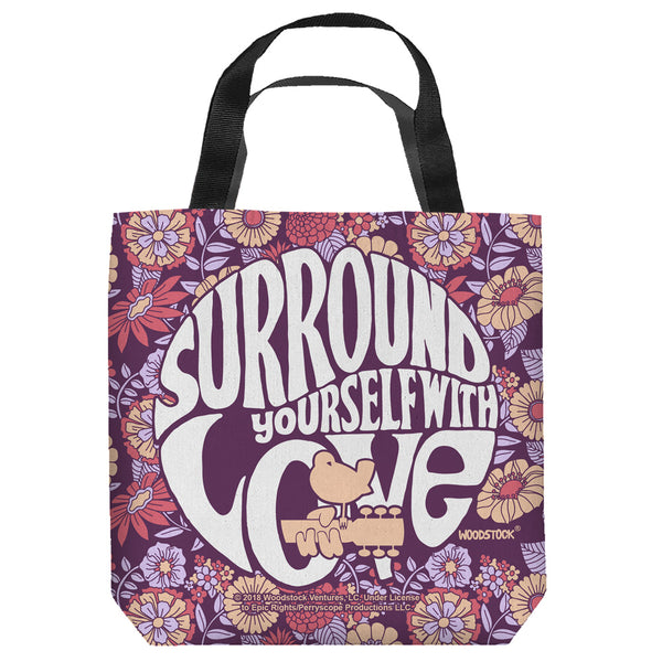 WOODSTOCK Ultimate Tote Bag, Surround