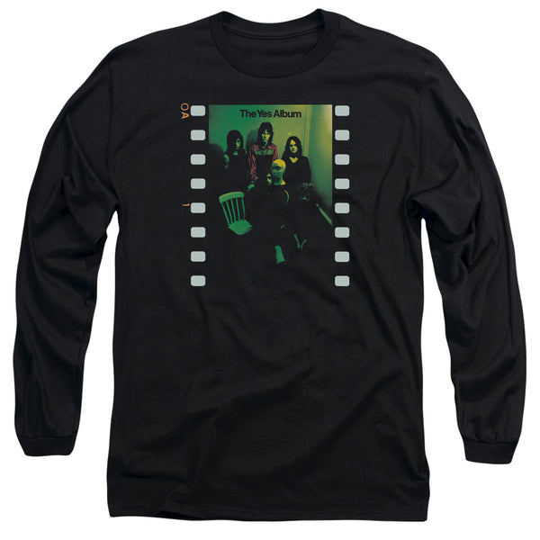YES Impressive Long Sleeve T-Shirt, Album Cover