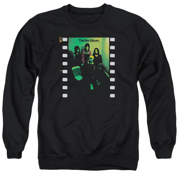 YES Deluxe Sweatshirt, Album Cover