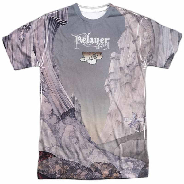 YES Outstanding T-Shirt, Relayer