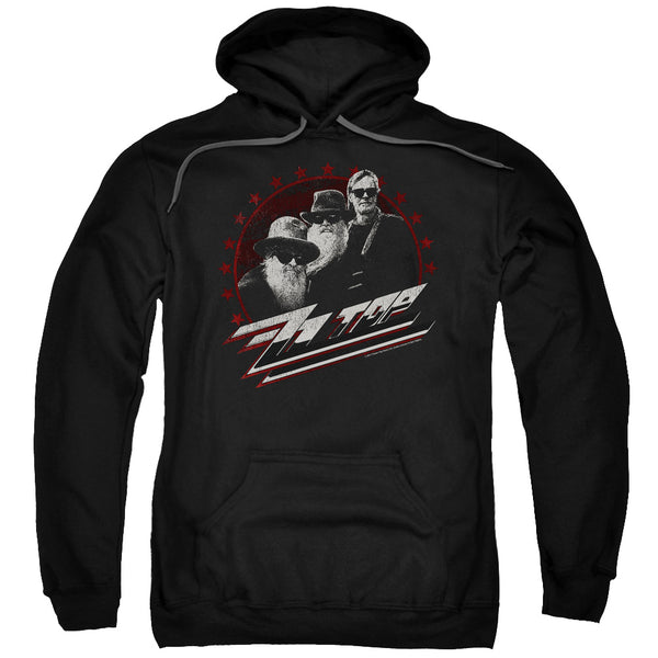 Premium ZZ TOP Hoodie, The Boys