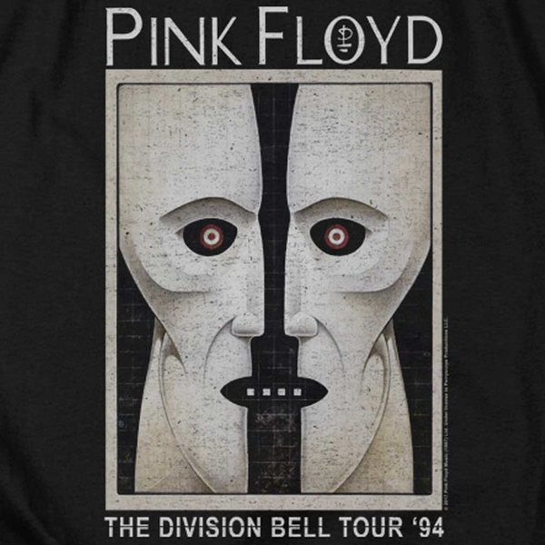 PINK FLOYD Impressive Tank Top, The Division Bell Tour '94