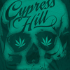 CYPRESS HILL Exclusive T-Shirt, Mary Skull