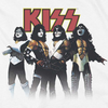 KISS Impressive Tank Top, Throwback Pose