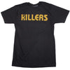 The Killers Orange Logo T-Shirt