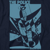 THE POLICE Deluxe Sweatshirt, Message In A Bottle