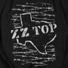 ZZ TOP Impressive Tank Top, Texas Barbed