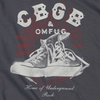 CBGB Deluxe Sweatshirt, High Tops