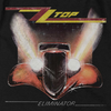 ZZ TOP Impressive Tank Top, Eliminator Album Cover