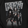 KISS Deluxe Sweatshirt, Shine
