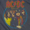 AC/DC Deluxe Infant Snapsuit, Highway to Hell