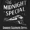 CREEDENCE CLEARWATER REVIVAL Impressive Long Sleeve T-Shirt, Midnight Special