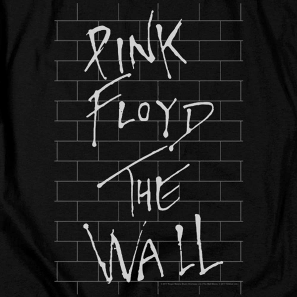 PINK FLOYD Impressive T-Shirt, The Wall 2