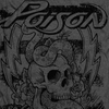 POISON Exclusive T-Shirt, Skull and Snake