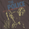 THE POLICE Impressive T-Shirt, Japanese Poster