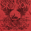 SKID ROW Exclusive T-Shirt, Skull & Wings