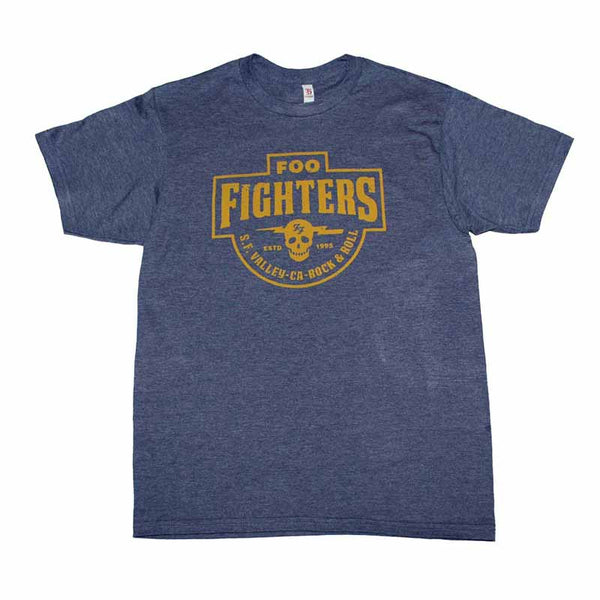 FOO FIGHTERS Top Notch T-Shirt, S.F. Valley