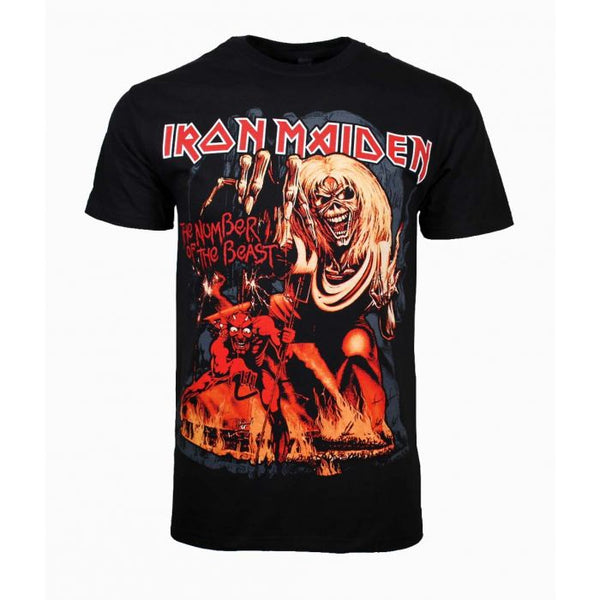 IRON MAIDEN Elite T-Shirt, Number of the Beast