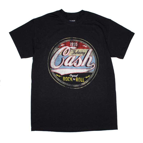 JOHNNY CASH Outstanding T-Shirt, Rock and Roll