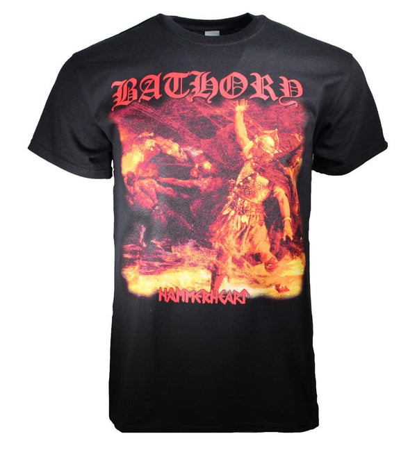 BATHORY Elite Long Sleeve T-Shirt, Hammerheart